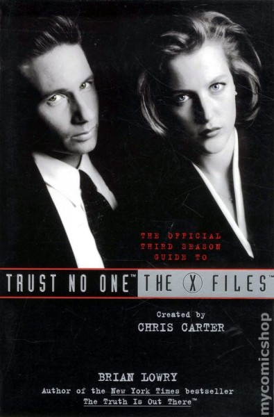 Trust No One: The Official Third Season Guide to The X-Files